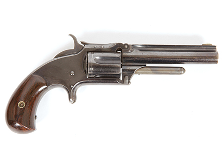 Smith & Wesson Model 1 1_2 second issue - HG019