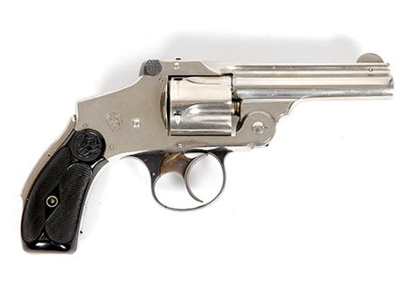 Smith & Wesson safety Hammerless cal. 38 - HG 027