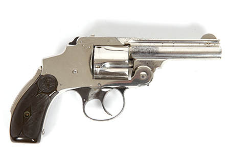 Smith & Wesson safety Hammerless cal. 38 Third issue - HG028