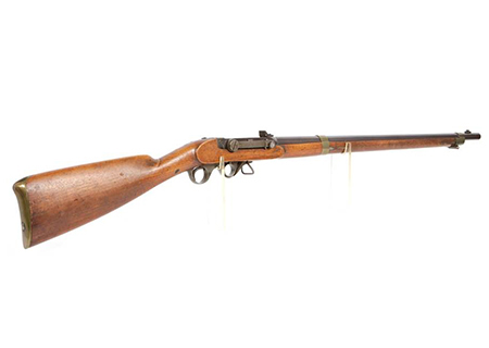 Swedish Rifle Kammerlader cal. 17,5 mm - RI001