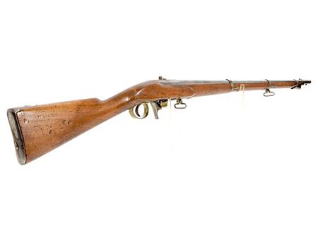 Belgian rifle syst. Heurteloup - RI002