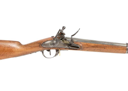 Infantry rifle mod. 1815 Dutch - RI011