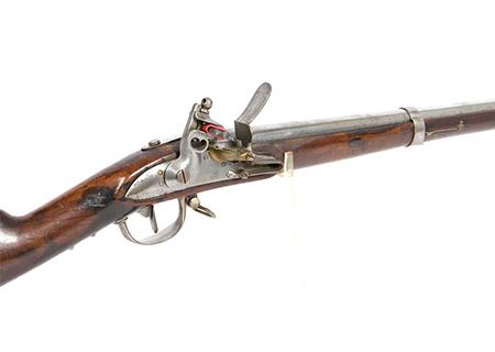 Infantry rifle mod. 1815 Dutch - RI014
