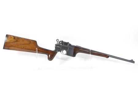 Carabine C96 laege ring cal, 7,63 -   HG020