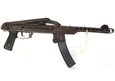 PPS 1943 submachine gun  DEKO - RI017