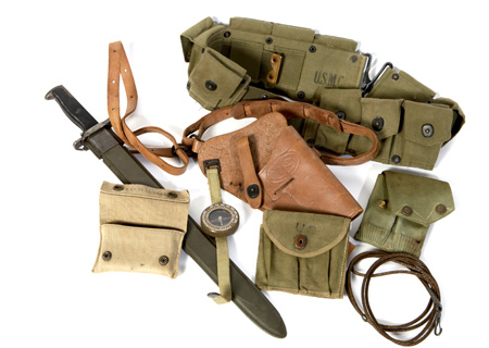 Ensemble Military US WWII -  H002