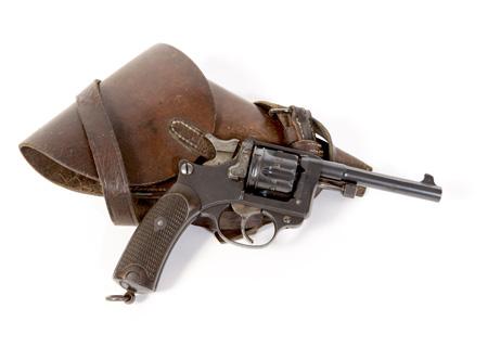 Revolver mod. 1892 cal. 8mm Lebel -  HG022
