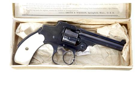 Smith & Wesson Hamerless - HG017