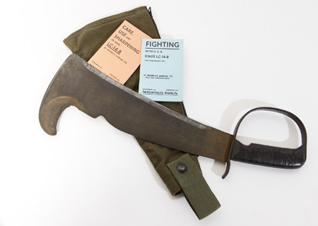 Machette WWII US - H007