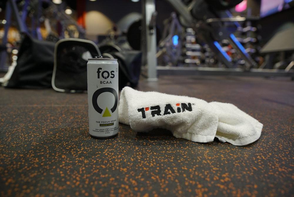 fos bcaa the focus drink Dubai Train Gym