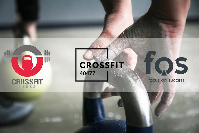 CrossFit Neuss CrossFit 40477 Meet & Greet FOS Drinks fos The Focus Drink fos BCAA