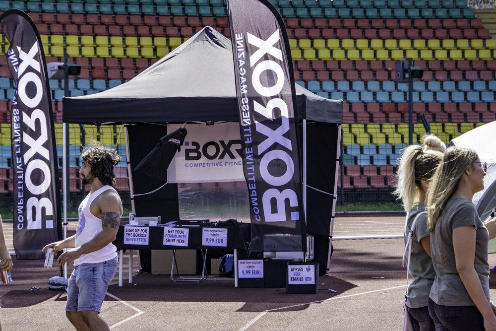 Berlin Throwdown 2017 FOS Drinks fos The Focus Drink fos BCAA CrossFit Energy Energydrink Koffein Gesund Erfolg Vitamine 08. Juli 2017 DSC02380.JPG