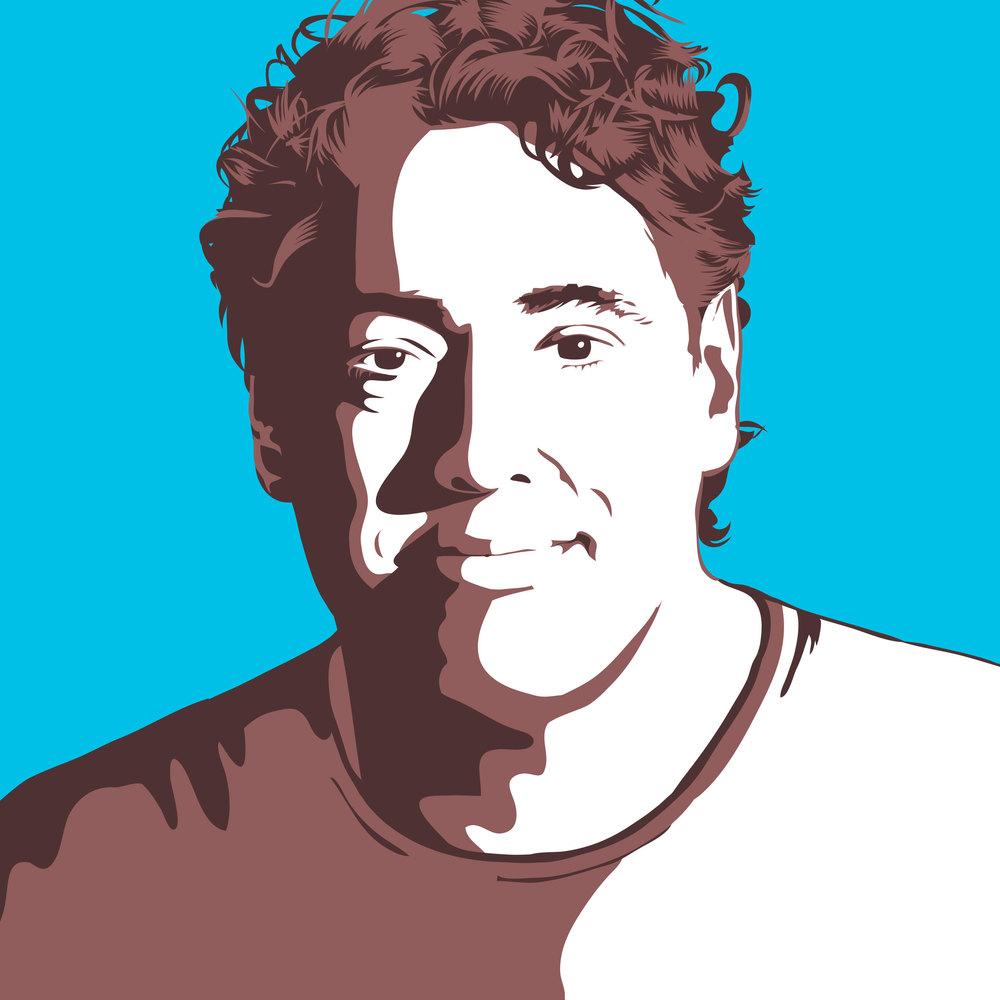 "Joachim ""Atze"" Heiss, Head of Screencraft Studio  Atze ist unser  Studioleiter ."