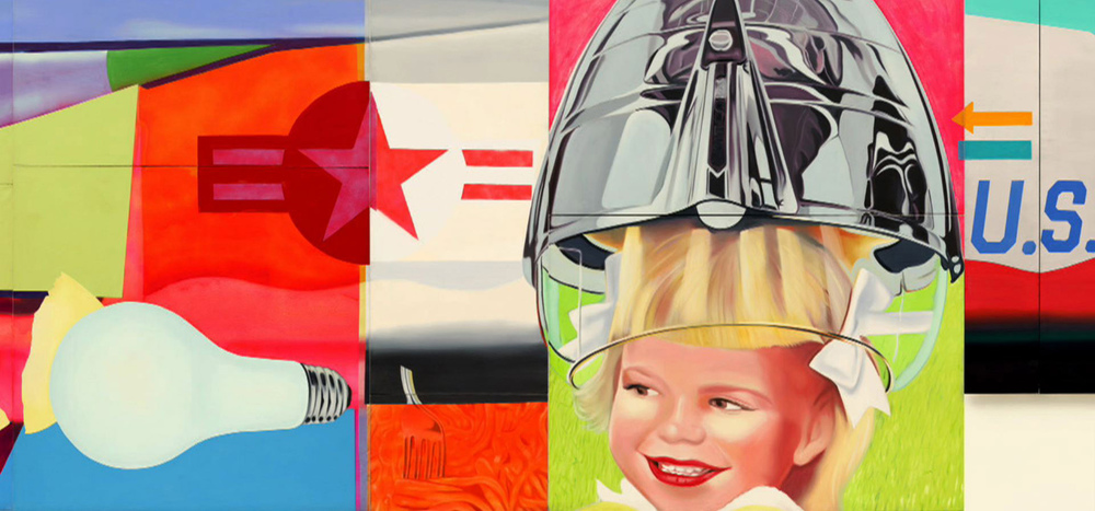 James Rosenquist - F-111