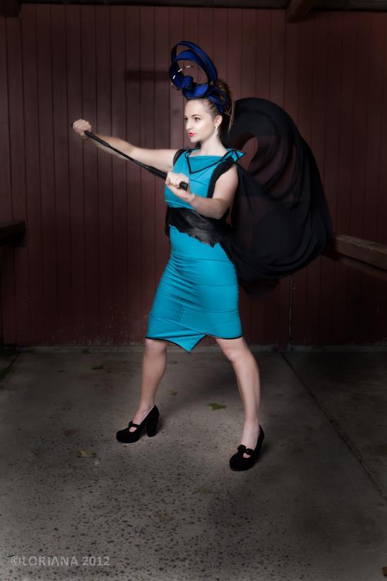 Photographer: Loriana Fotografia Makeup: CMA (Canberra Makeup Academy) Model: Crystal Tunningley
