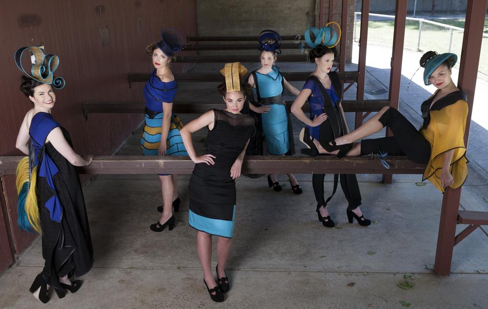 Photographer: Loriana Fotografia Makeup: CMA (Canberra Makeup Academy) Models: Michelle, Worthington, Amy Fuller, Crystal Tunningley, Nicole Luker, Amy Robin, Emma