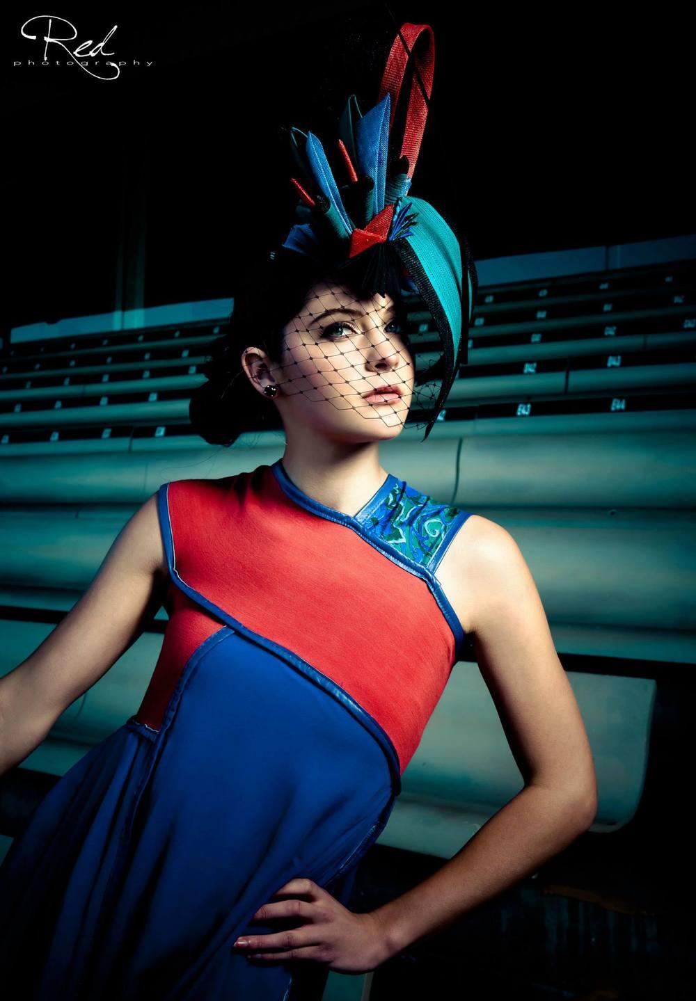 Photographer: Red Photogaphy Makeup: Belle Artistry Model: Emma Dobie (Haus Models)
