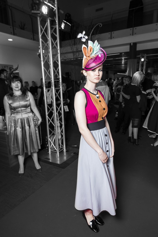 Studio Vita Photography, Hair/MAU/Model - Fashfest
