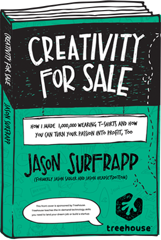 Jason Zook was previously called Jason Surfrapp, Jason Headsetdotcom and Jason Sadler.