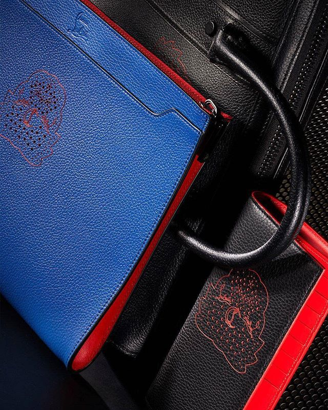 Leathergoods triptych i've shot for #Louboutinworld. Regram from @louboutinhomme -  For the nine to five, and the five to nine – get down to business with Streetwall. 📸@guillaumefandel #still #life #studio #photography
