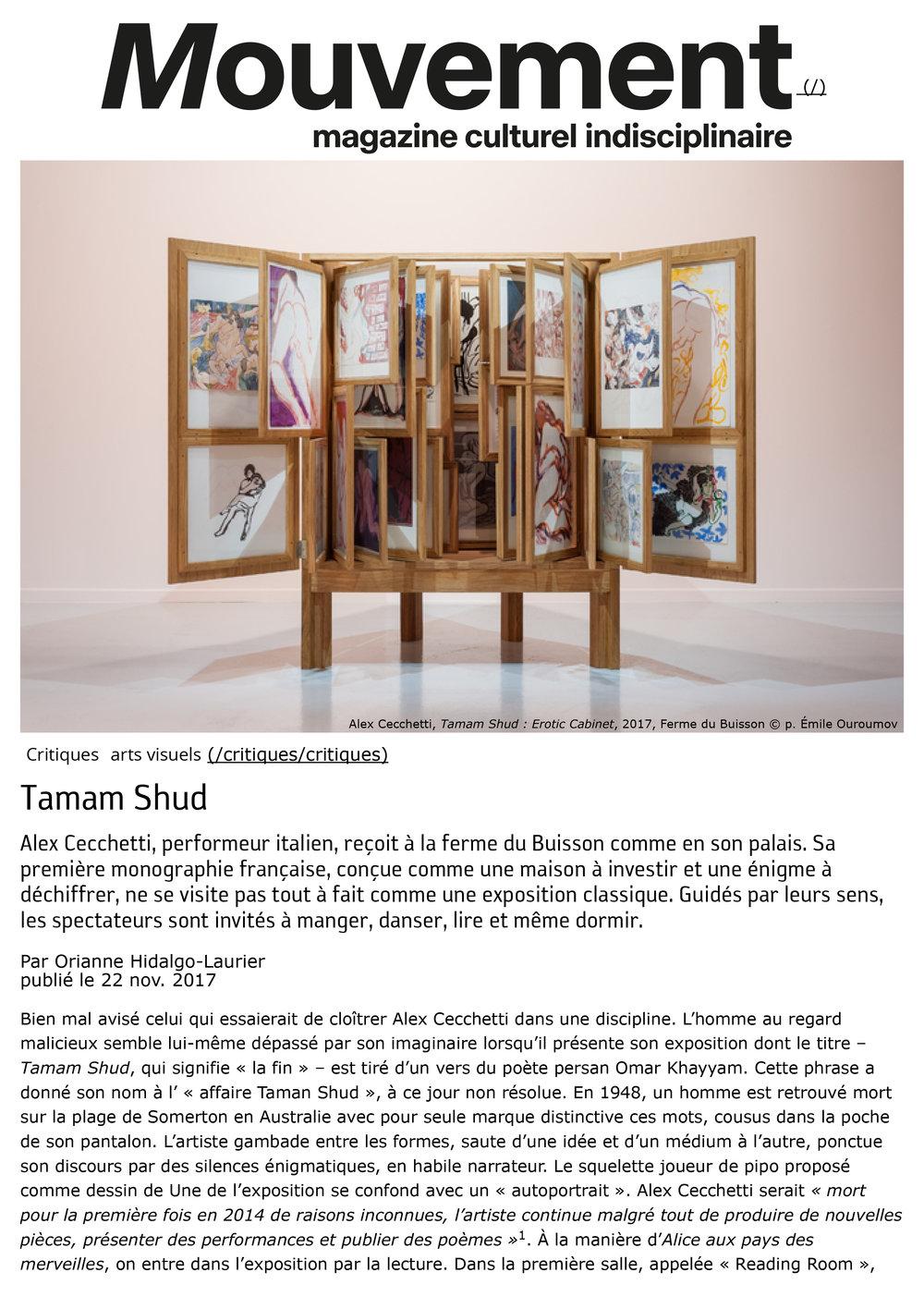Tamam Shud - Critiques - mouvement-1.jpg