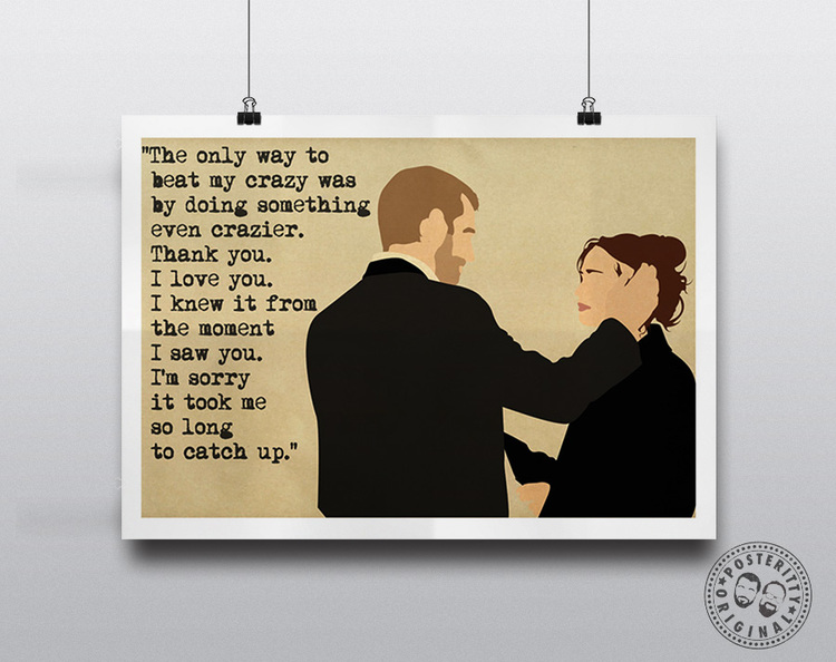 silver linings playbook the only way to beat my crazy posteritty