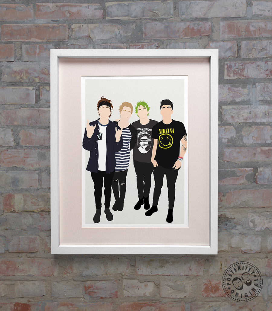 Minimalist_5SOS_Posteritty_Competition