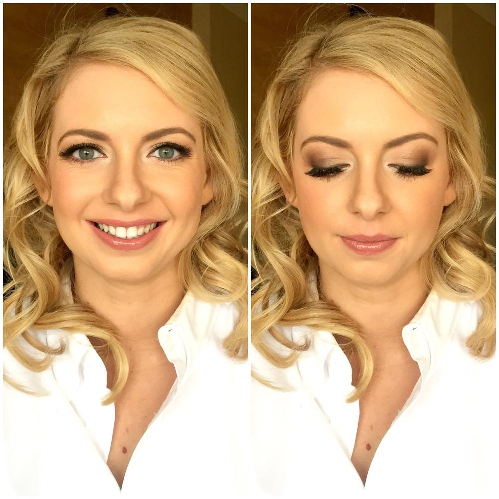 Beautiful bride, Caroline!