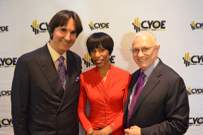 With Dr. John Demartini & Raymond Aaron