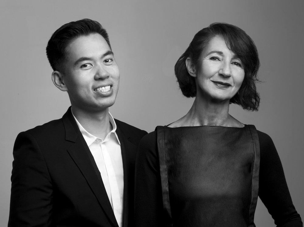 Janou LLC partners - Janou Pakter Damian Chiam