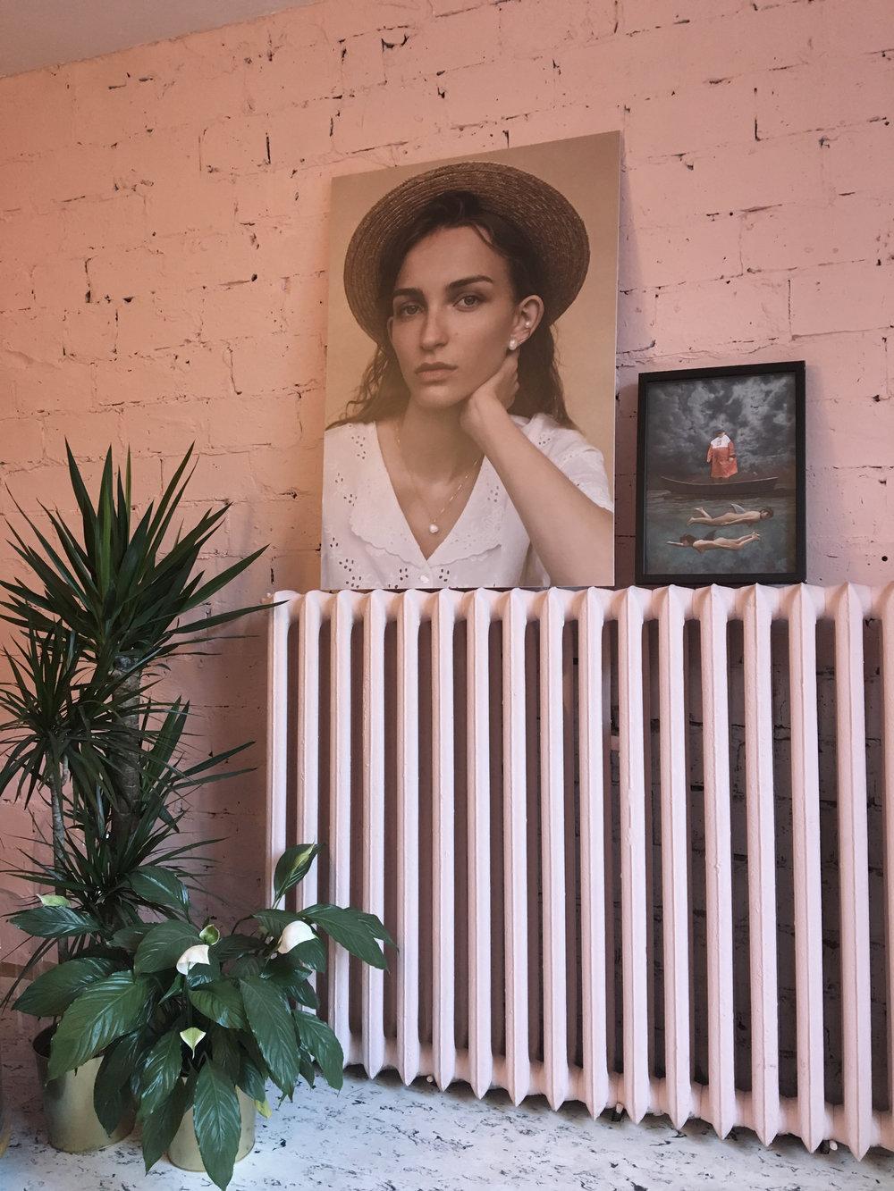 W Kopi boutique, przy Nowogrodzkiej 40, Warszawa.