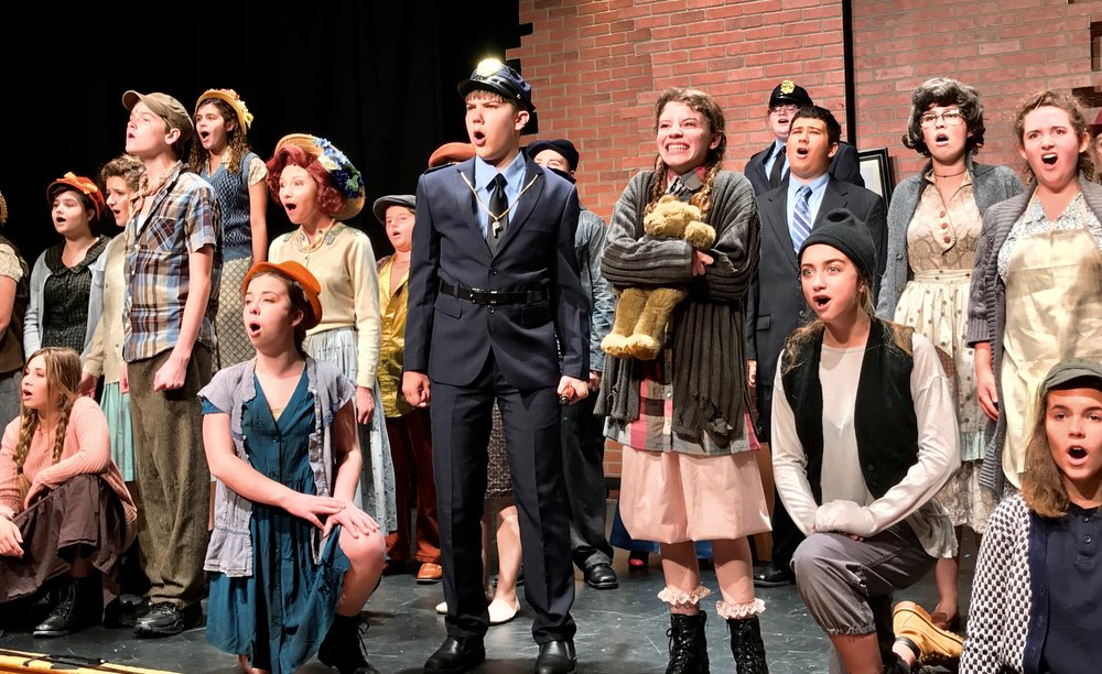 """Urinetown, The Musical"" 2017"