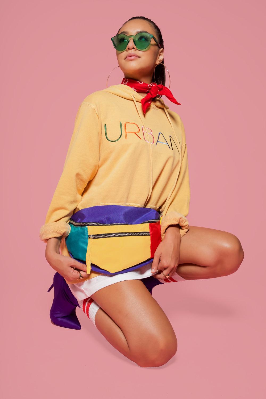 URBANE X Hailey - Take a Look into URBANE's Pre-FW17 Signature 93' Pullover