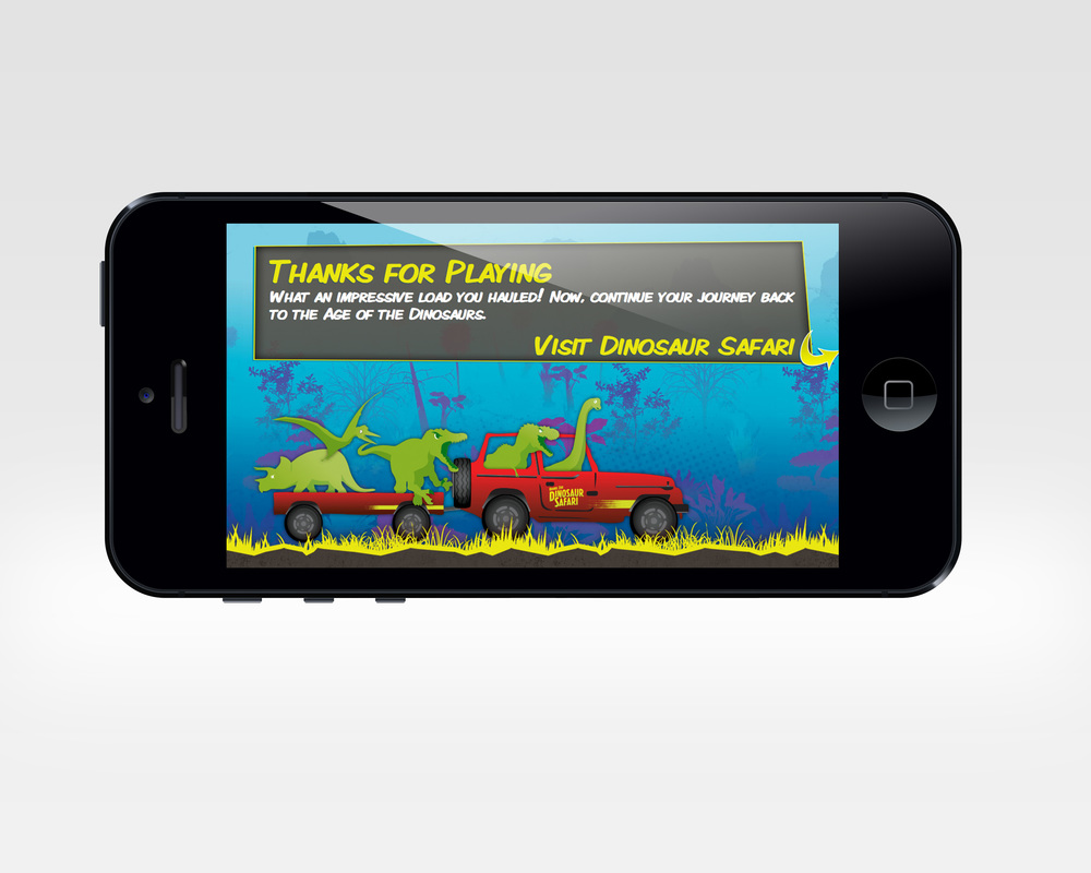 dinomobile   design, ux, development   Mobile quiz in support of the Bronx Zoo's Dinosaur Safari experience.   View Project