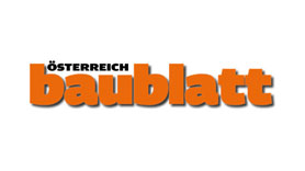 Trade magazine for the construction industry  www.baublatt.at