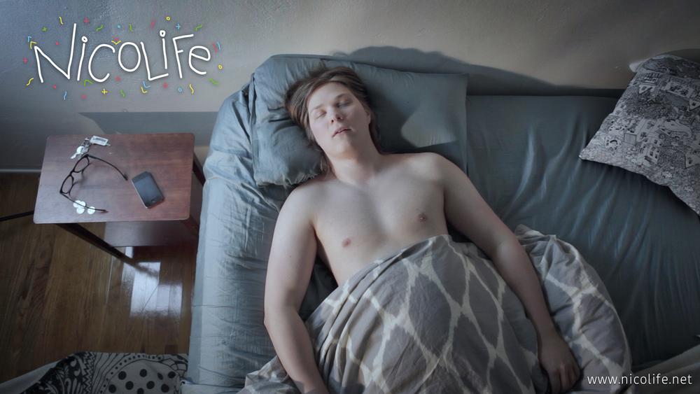 Nicolai Sleeping