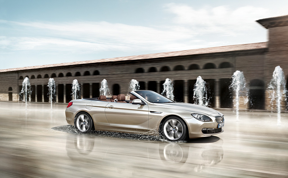 BMW Series 6 Cabriolet