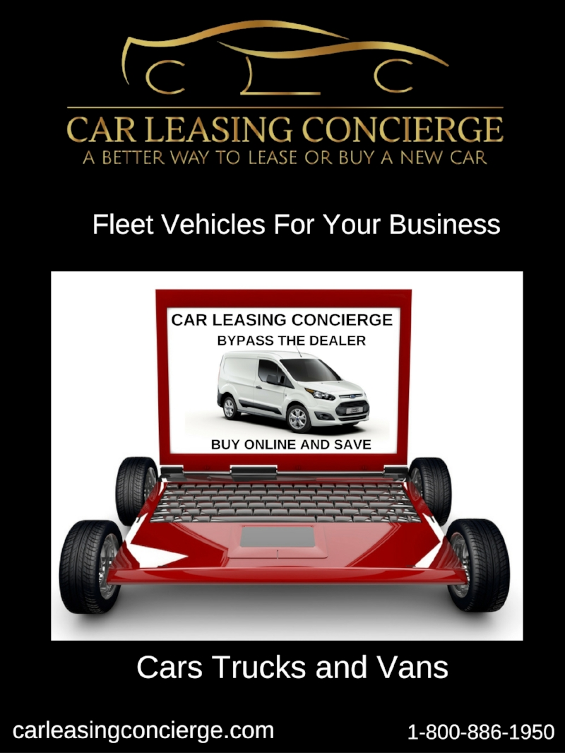 Fleet Vehicles For All Your Business Needs Car Leasing Concierge