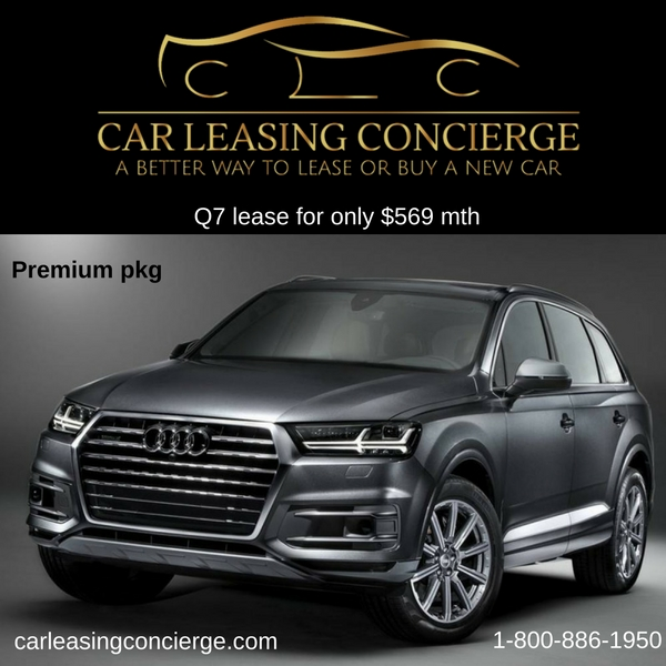 The Best Audi Lease Deals In NY, NJ, CT, PA