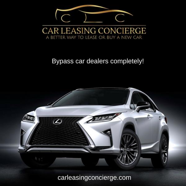 Best lexus lease deals
