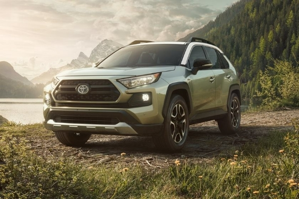 Car Leasing Concierge redesign 2019 Toyota Rav4
