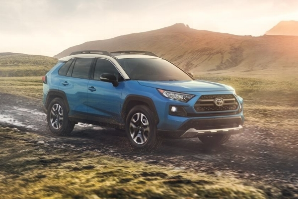 Car Leasing Concierge 2019 Rav-4