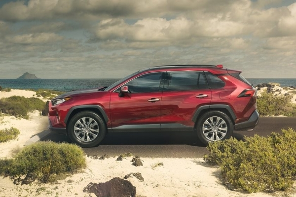 2019 Rav4 Car Leasing Concierge