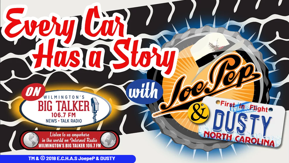 Every car has a story, radio show
