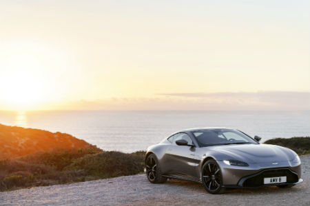 2019 Aston Martin Vantage - Car Leasing Concierge