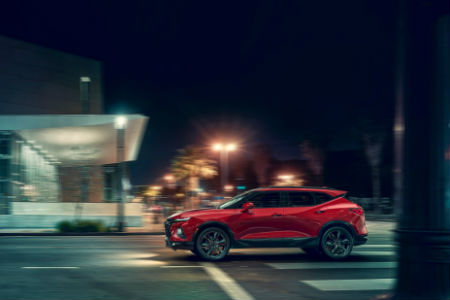 2019 Chevy Blazer - Car Leasing Concierge