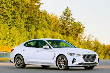 2019 Genesis G70 - Car Leasing Concierge