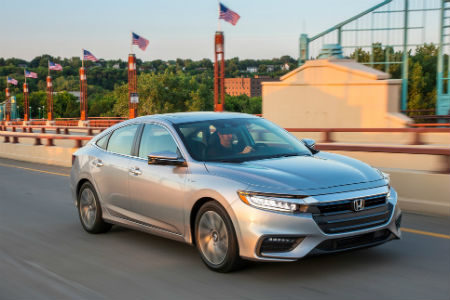 2019 Honda Insight - Car Leasing Concierge