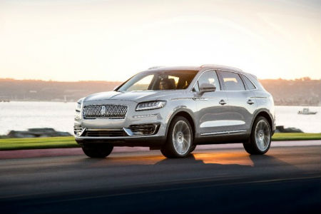 2019 Lincoln Nautilus - Car Leasing Concierge