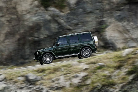2019 Mercedes-Benz G-Class Wagon - Car Leasing Concierge